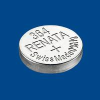 Батарейка для часов RENATA 364 SR621SW 1,55 В дисковая 1шт