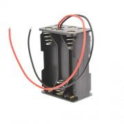 Батарейный отсек с проводами ROBITON Bh6xAAA для 6 батареек или аккумуляторов размера ААА и 10440