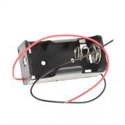 Батарейный отсек с проводами ROBITON Bh1xC для 1 батарейки или аккумулятора размера C LR14 и 26500