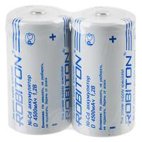 Аккумуляторы Ni-Cd никель-кадмиевые Robiton 4500NCD high top SR2 D 33600 4500 мАч 1,2 В 2шт