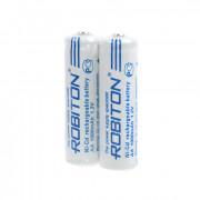 Аккумуляторы Ni-Cd никель-кадмиевые Robiton 1000NCAA high top SR2 AA 14500 1000 мАч 1,2 В 2шт