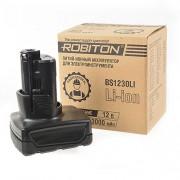 Аккумулятор Ni-Cd никель-кадмиевый Robiton BS1230LI для шуруповерта Bosch 12 В 1500 мАч