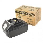 Аккумулятор Ni-Cd никель-кадмиевый Robiton MK1830LI для шуруповерта Makita 18 В 3000 мАч