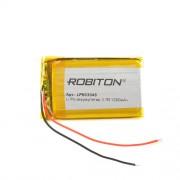 Аккумулятор Li-Po Robiton 803048 1200мАч 1шт