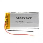 Аккумулятор Li-Po Robiton 855085 4100мАч 1шт