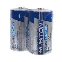 Батарейки алкалиновые Robiton Alkaline Standard C LR14 12шт