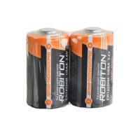 Специальная литиевая высокотоковая батарейка Li-SOCl2 Robiton ER14250 1/2AA 800 мАч 3,6В 2шт