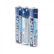 Батарейки алкалиновые Robiton Alkaline Standard AAA LR03 1,5 В 48шт