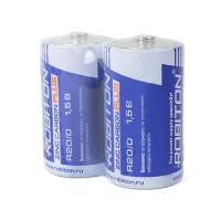 Солевая батарейка Robiton Zinc Carbon Plus D 12шт R-R20-SR2