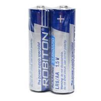 Щелочная батарейка Robiton Alkaline Standard AA 40шт LR6 SR2