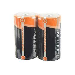 Специальная литиевая высокотоковая батарейка Li-SOCl2 Robiton ER26500 C 3,6В 2шт