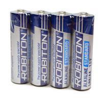 Щелочная батарейка Robiton Alkaline Standard AA 40шт LR6 SR4