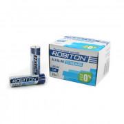Батарейки алкалиновые Robiton Alkaline Standard AA LR6 1,5 В 20шт