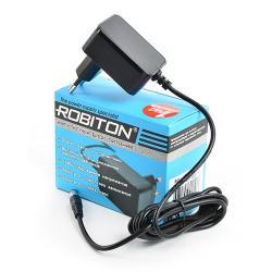 Сетевой импульсный блок питания 500мА 6В 3Вт для Wi-Fi роутеров Robiton IR6-500S положительная полярность (штекер 12х5,5х2,5 мм)