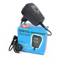 Блок питания импульсный Robiton 9В 500мА 12мм-5,5х2,1 (-)