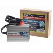 Инвертор автомобильный 12-220В ROBITON CN100USB 100Вт с выходом USB