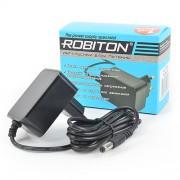Блок питания для Wi-Fi роутеров импульсный Robiton IR9-9W 9В положительная полярность 1000мА 12х5,5х2,5мм