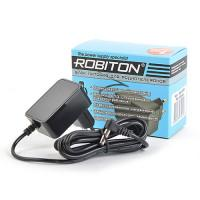 Сетевой импульсный блок питания 500мА 5.5 В для радиотелефонов Robiton ID5,5-500S положительная полярность ( угловой штекер 15х4,8х1,7 мм)