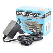 Блок питания для радиотелефонов импульсный Robiton ID6-500S 6В отрицательная полярность 500мА 15х5,5х2,1мм