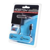 Зарядное устройство для телефона ROBITON USB Type C 2400мАч 100-240В