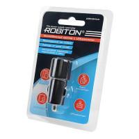 Автомобильное зарядное устройство ROBITON USB2100-Auto 12-24В