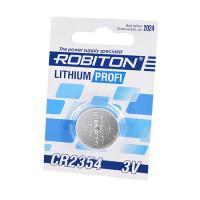 Дисковая литиевая батарейка Robiton CR2354, Li-MnO2, 1шт