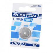 Дисковая литиевая батарейка Robiton CR2477, Li-MnO2, 1шт