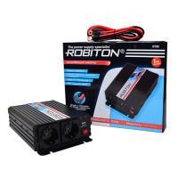 Инвертор автомобильный 12-220В ROBITON R700 700Вт на 2 розетки модифицированная синусоида