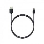 Кабель питания и передачи данных USB - Apple 8pin Robiton 1м черный