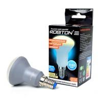 Лампа светодиодная Robiton E14, 5Вт, 2700К, рефлектор