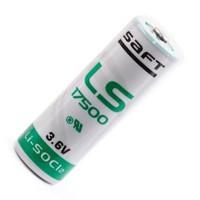 Специальная литиевая батарейка Saft LS 17500 3600 мАч 3,6В
