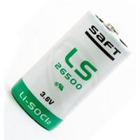 Специальная литиевая батарейка Saft LS 26500 C