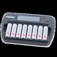 Зарядное устройство на 8 аккумуляторов Tensai TI-800L
