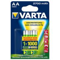 Аккумуляторы Varta AA 2700мАч 2шт