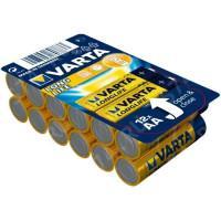 Батарейки Varta 4106 Longlife AA 1,5В щелочные 12шт