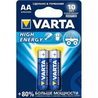 Батарейки Varta 4906 Longlife Power AA 1,5В щелочные 2шт
