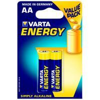 Батарейки Varta Energy AA 2шт