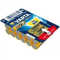 Батарейки Varta 4103 Longlife AAA 1,5В щелочные 12шт