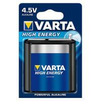 Батарейка Varta 4912 Longlife Power 3R12 4,5В квадратная щелочная 1шт