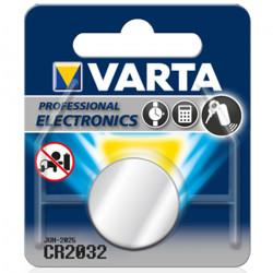 Батарейка Varta 6032 CR2032 3В дисковая литиевая 1шт