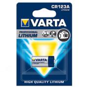 Батарейка Varta 6205 CR123A 3В специальная литиевая 1шт