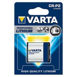 Литиевая батарейка Varta CR-P2