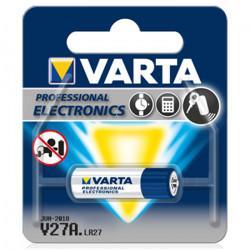 Батарейка Varta 4227 V27A 12В специальная щелочная 1шт