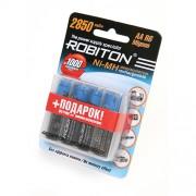 Аккумуляторы Robiton AA 2850мАч 4шт