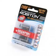 Аккумуляторы Robiton AAA 1100мАч 4шт