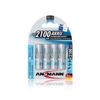 Аккумуляторы Ansmann maxE AA 2100мАч 4шт