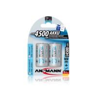 Аккумуляторы Ansmann maxE С 4500мАч 2шт