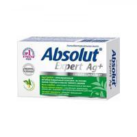Мыло твердое антибактериальное Absolut Expert Ag+ серебро + эвкалипт 90 гр
