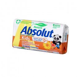 Мыло детское твердое антибактериальное Absolut Nature Kids Календула 90 гр