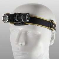 Универсальный фонарь Armytek Tiara C1 Magnet USB Li-Ion 18350 16340 CR123 теплый свет